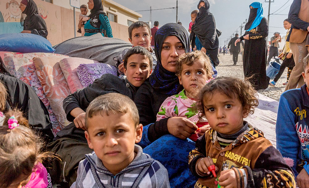 View photos to see World Vision's work in Iraq