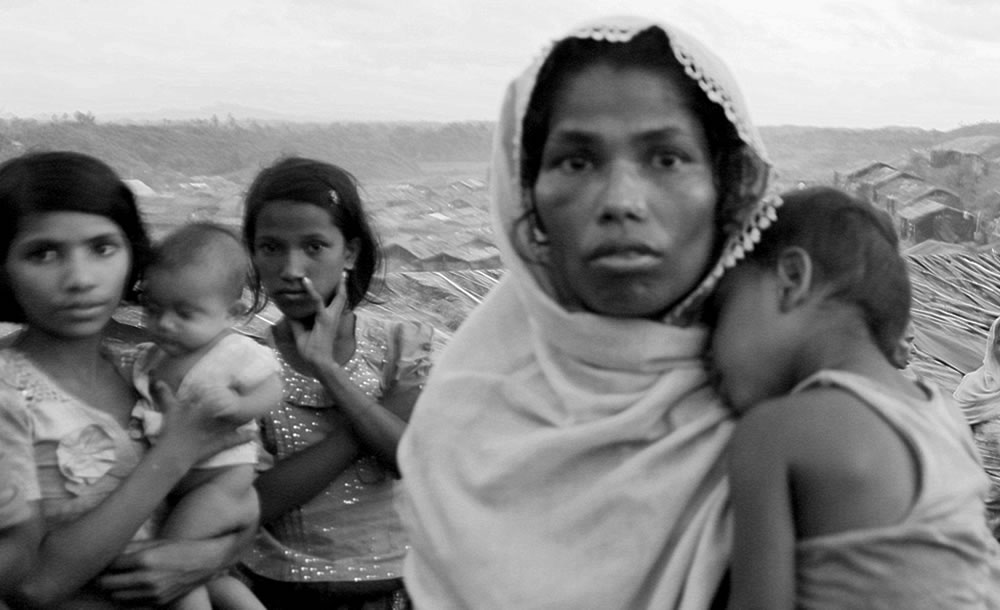 View photos to learn more about Myanmar-Bangladesh Refugee Crisis