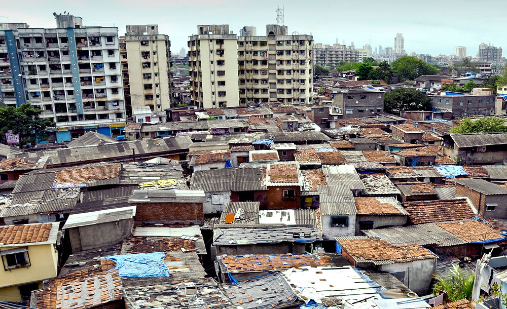 why is india densely populated