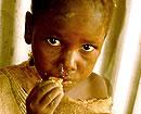 非洲飢餓救援