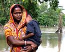 南亞水災救援