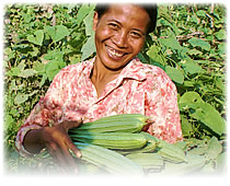 Micro-finance for the poor (VisionFund)