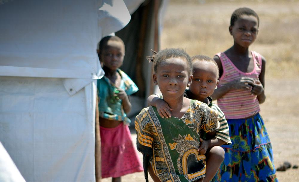 認識更多:戰亂中的孩子